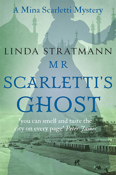 Mr Scarletti's Ghost (Mina Scarletti Mysteries #1)