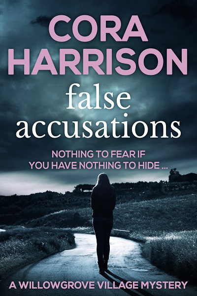 False Accusations (Willowgrove Mysteries #1)