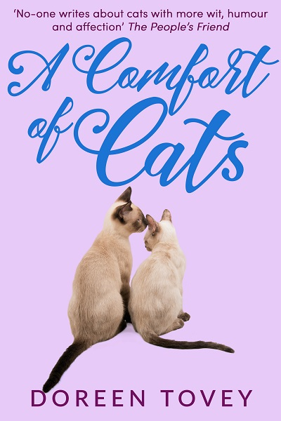 A Comfort of Cats (Feline Frolics #8)