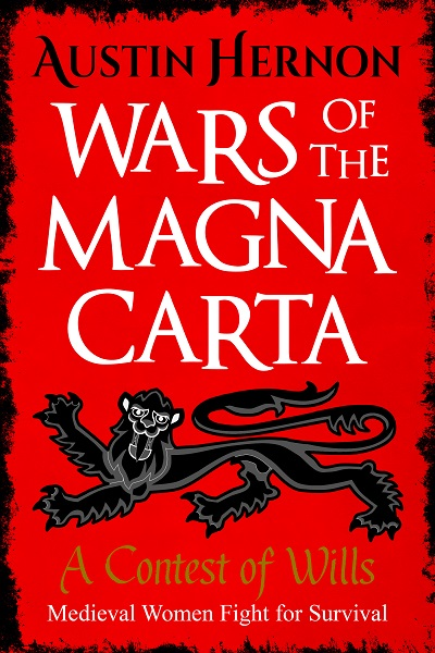 A Contest of Wills (Wars of the Magna Carta #2)
