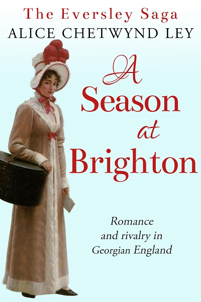 A Season at Brighton (The Eversley Saga #3)