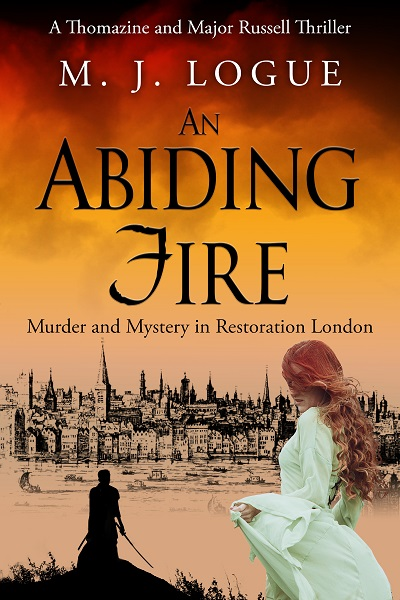 An Abiding Fire (Thomazine and Major Russell Thrillers #1)