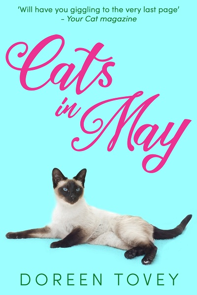 Cats in May (Feline Frolics #2)