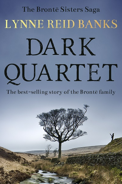 Dark Quartet (The Brontë Sisters Saga #1)