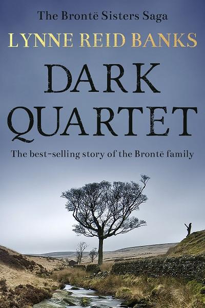Dark Quartet (The Brontë Sisters Saga #1)