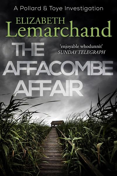 The Affacombe Affair (Pollard & Toye Investigations #2)