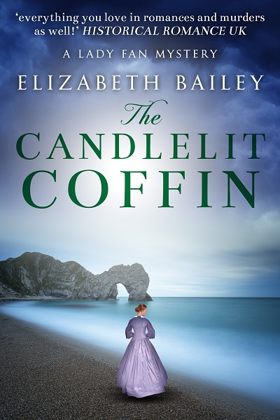 The Candlelit Coffin (Lady Fan Mysteries #4)