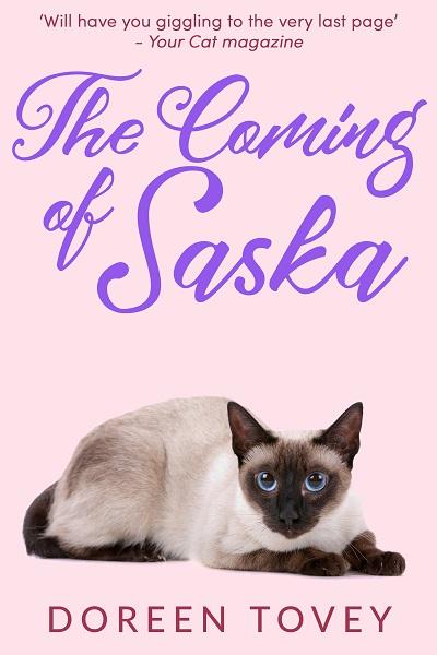 The Coming of Saska (Feline Frolics #7)