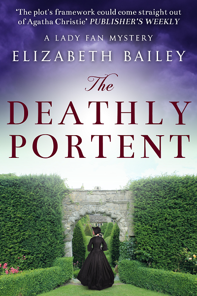 The Deathly Portent (Lady Fan Mysteries #2)