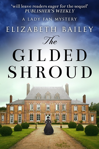 The Gilded Shroud (Lady Fan Mysteries #1)