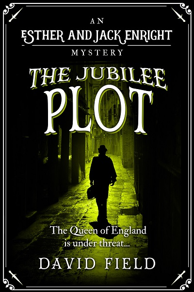 The Jubilee Plot (Esther & Jack Enright Mysteries #7)