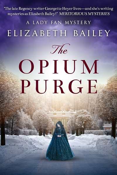 The Opium Purge (Lady Fan Mysteries #3)