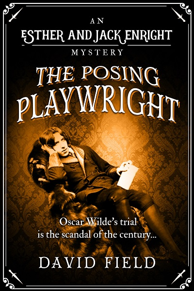 The Posing Playwright (Esther & Jack Enright Mysteries #5)