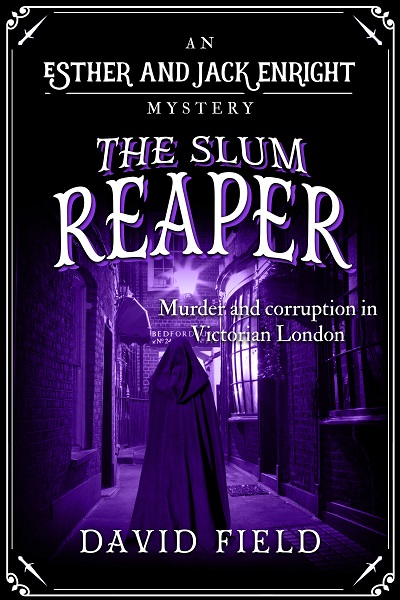The Slum Reaper (Esther & Jack Enright Mysteries #4)
