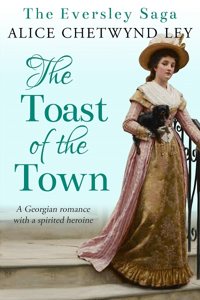 The Toast of the Town (The Eversley Saga #2)