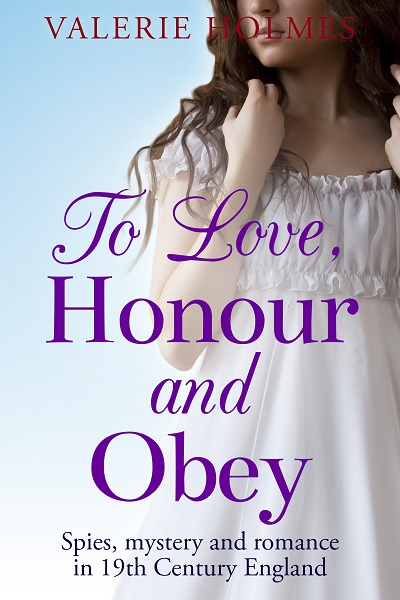 To Love, Honour and Obey (The Yorkshire Saga #1)