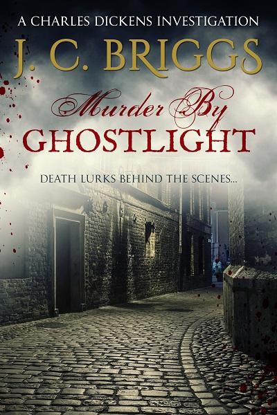 Murder By Ghostlight (Charles Dickens Investigations #3)