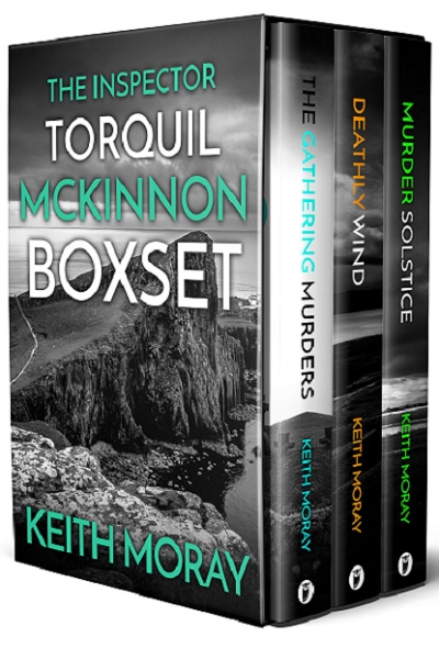 The Inspector Torquil McKinnon Series: Books 1-3
