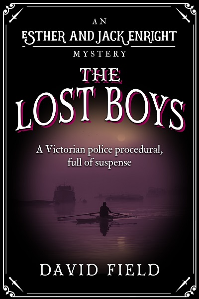The Lost Boys (Esther & Jack Enright Mysteries #8)