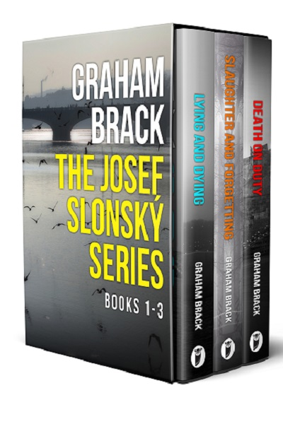 The Josef Slonský Series: Books 1-3