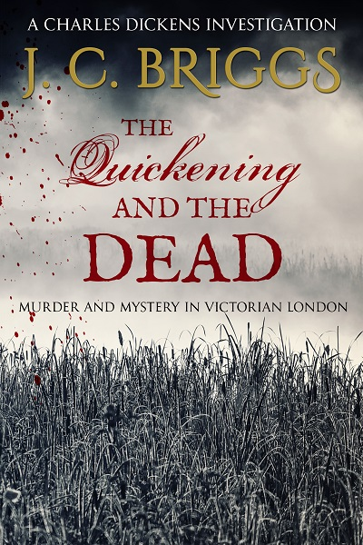 The Quickening and the Dead (Charles Dickens Investigations #4)