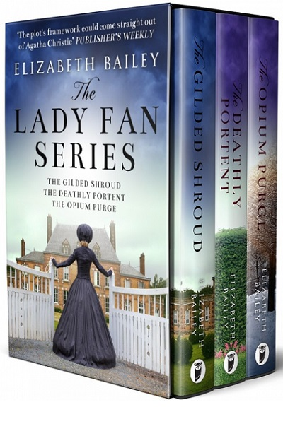 The Lady Fan Series: Books 1-3