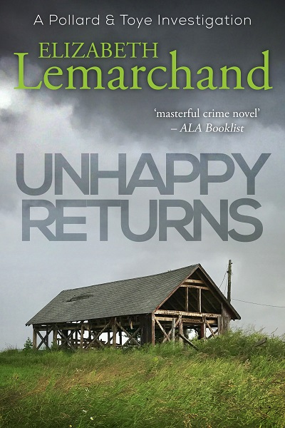 Unhappy Returns (Pollard & Toye Investigations #9)