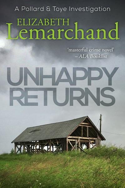 Unhappy Returns (Pollard & Toye Investigations #9)