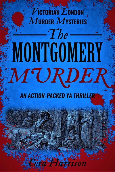The Montgomery Murder (Victorian London Murder Mysteries #1)