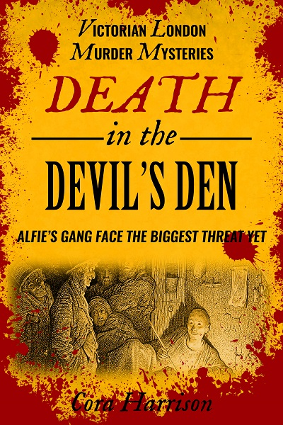 Death in the Devil's Den (Victorian London Murder Mysteries #6)
