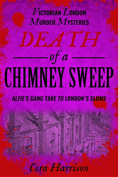 Death of a Chimney Sweep (Victorian London Murder Mysteries #4)