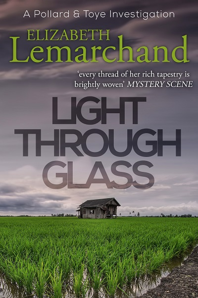 Light Through Glass (Pollard & Toye Investigations #15)