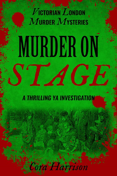 Murder On Stage (Victorian London Murder Mysteries #3)
