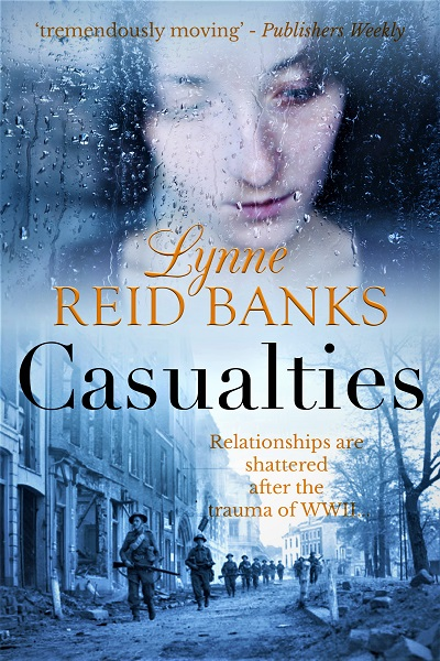Casualties: Relationships are shattered after the trauma of WWII