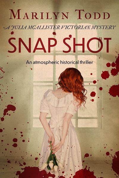Snap Shot (Julia McAllister Victorian Mysteries #1)