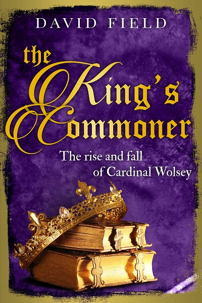 The King's Commoner (The Tudor Saga Series #2)