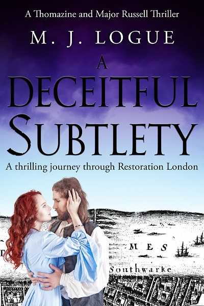A Deceitful Subtlety (Thomazine and Major Russell Thrillers #2)