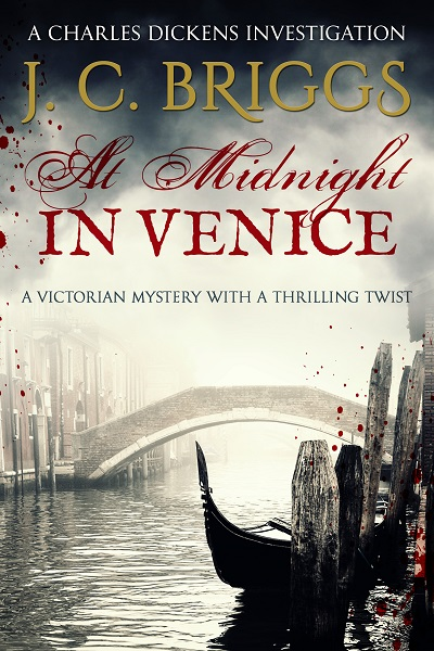 At Midnight In Venice (Charles Dickens Investigations #5)