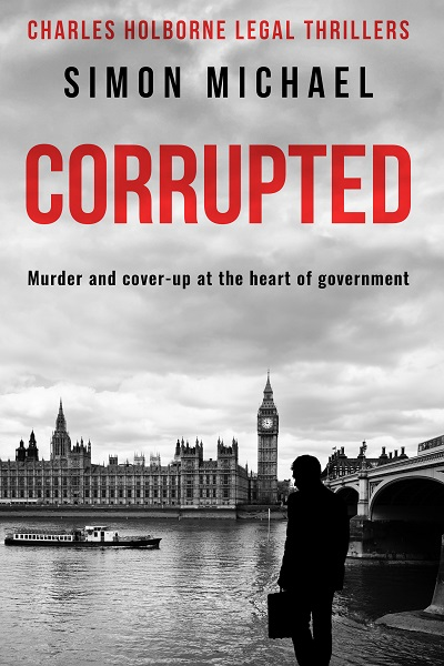 Corrupted (Charles Holborne Legal Thrillers #4)