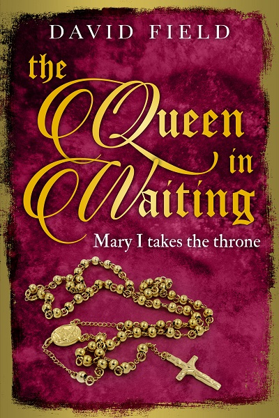 The Queen In Waiting (The Tudor Saga Series #5)