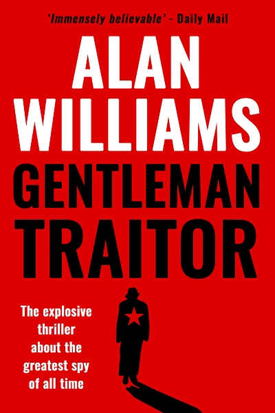 Gentleman Traitor (Charles Pol Espionage Thrillers #3)