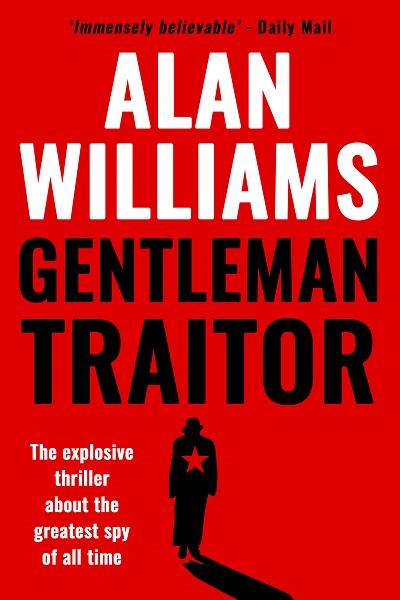 Gentleman Traitor (Charles Pol Espionage Thrillers #3)