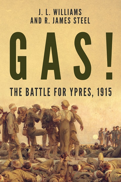 Gas! The Battle for Ypres,1915