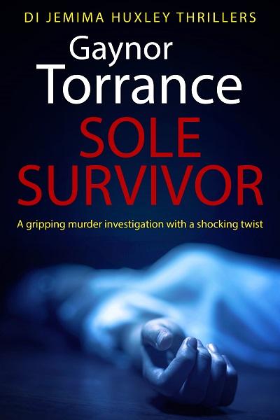 Sole Survivor (DI Jemima Huxley Thrillers #2)