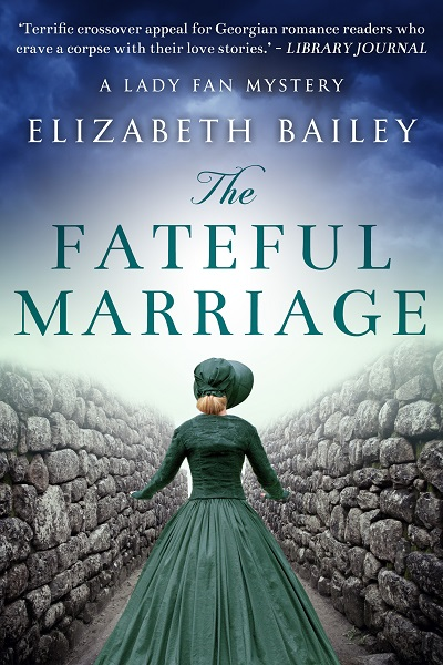 The Fateful Marriage (Lady Fan Mystery #6)