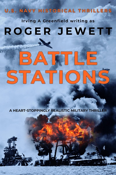 Battle Stations  (US Navy Historical Thrillers #1)