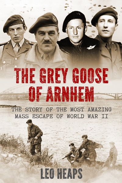 The Grey Goose of Arnhem