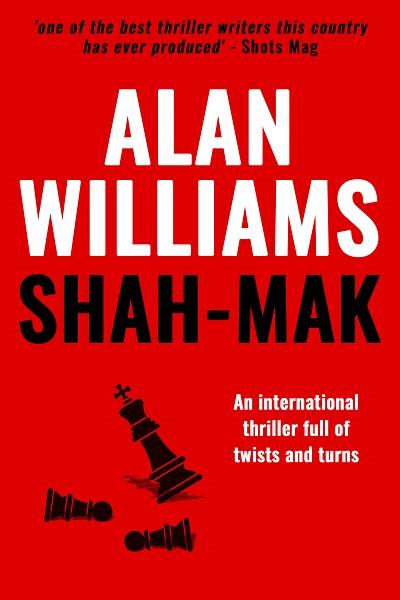 Shah-Mak (Charles Pol Espionage Thrillers #4)
