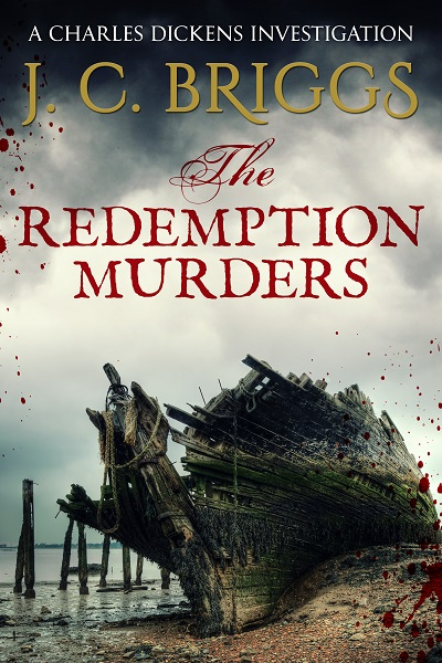 The Redemption Murders (Charles Dickens Investigations #6)