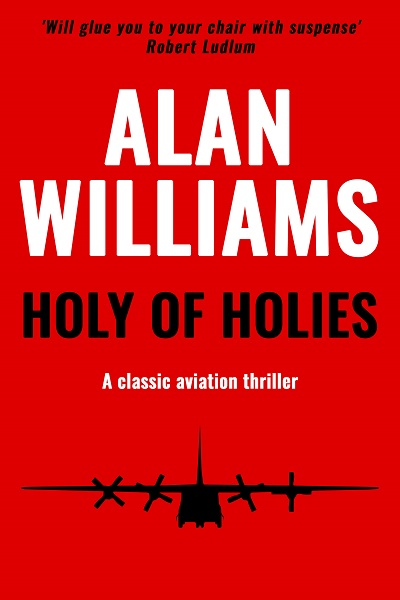 Holy of Holies (Charles Pol Espionage Thrillers #6)